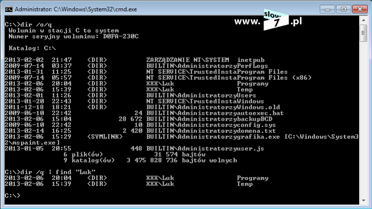 how to find windows domain name via cmd